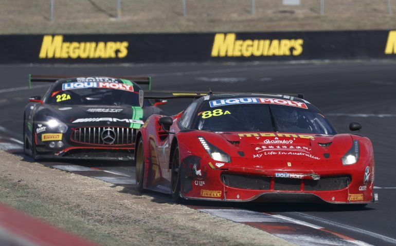 Ferrari takes Bathurst glory