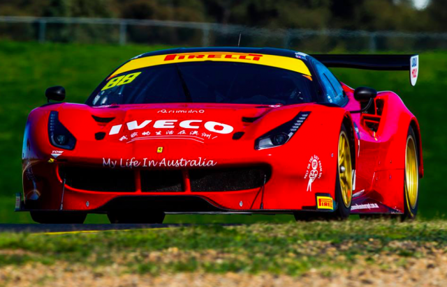 Whincup/Lowndes to share Ferrari at Bathurst