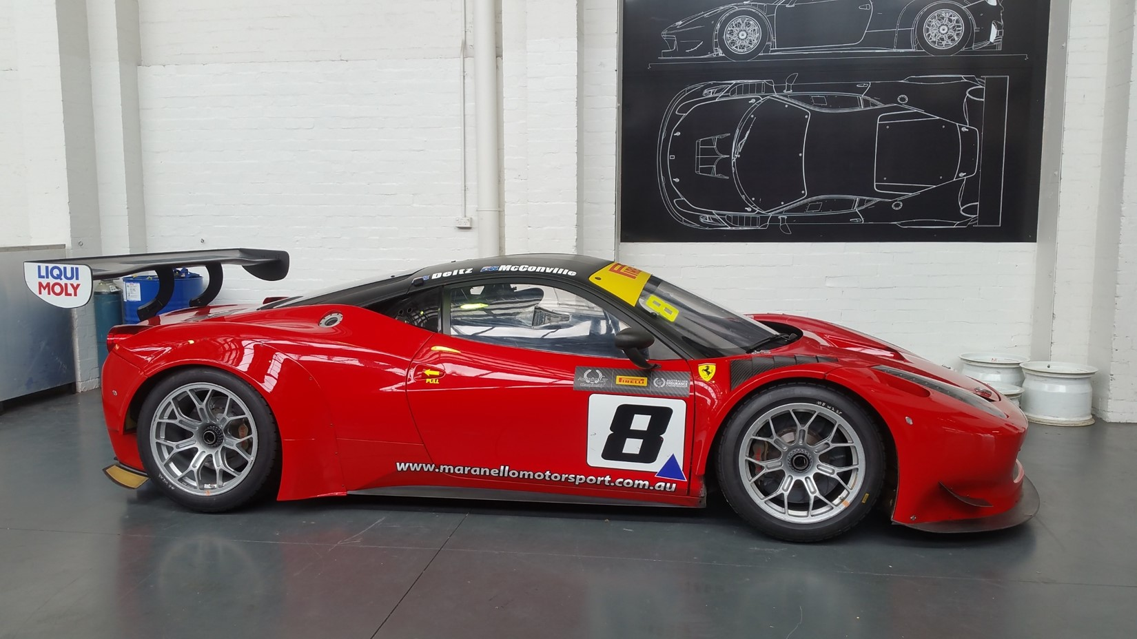 Ferrari 458 Gt3 2014 Spec 3256 Sold Maranello Motorsport