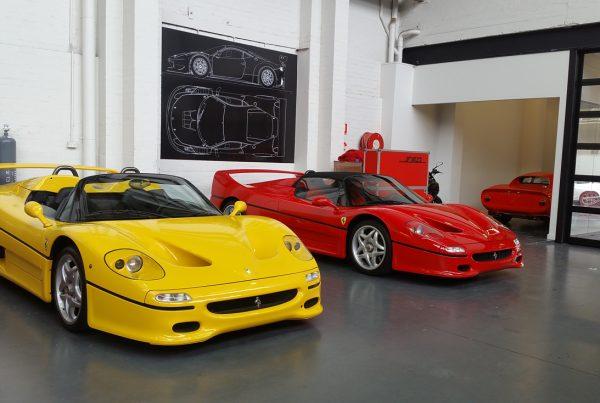 Ferrari f50 for sale australia