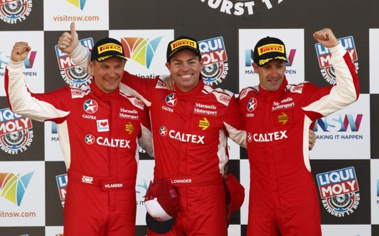 Maranello drivers reflect on victory